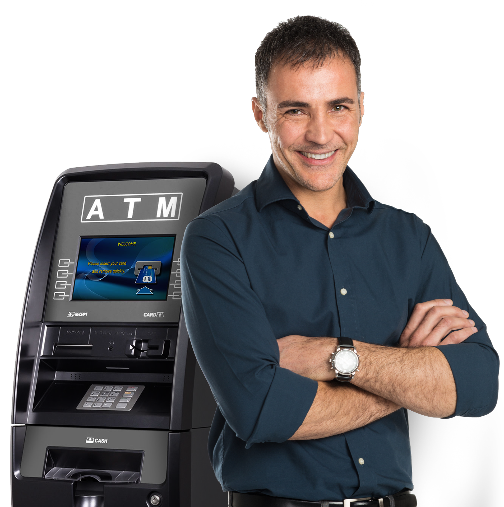 eGlobal ATM Market Partner with ATM Terminal